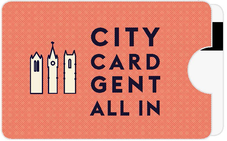 CityCard Gent All In