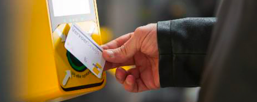 Partial contributions or full payment for Lijn cards