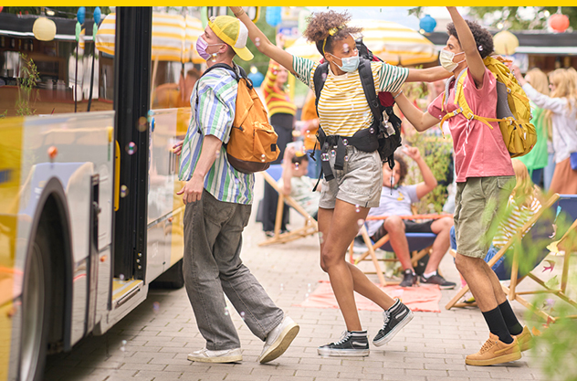 All aboard with De Lijn – with peace of mind!