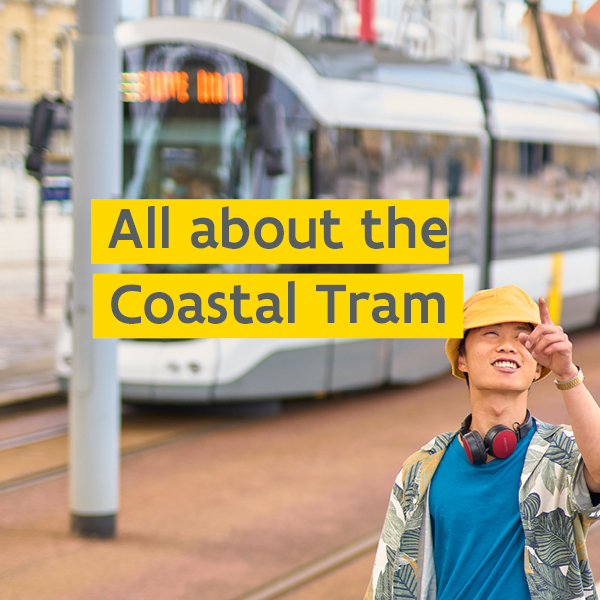 all about the coastal tram